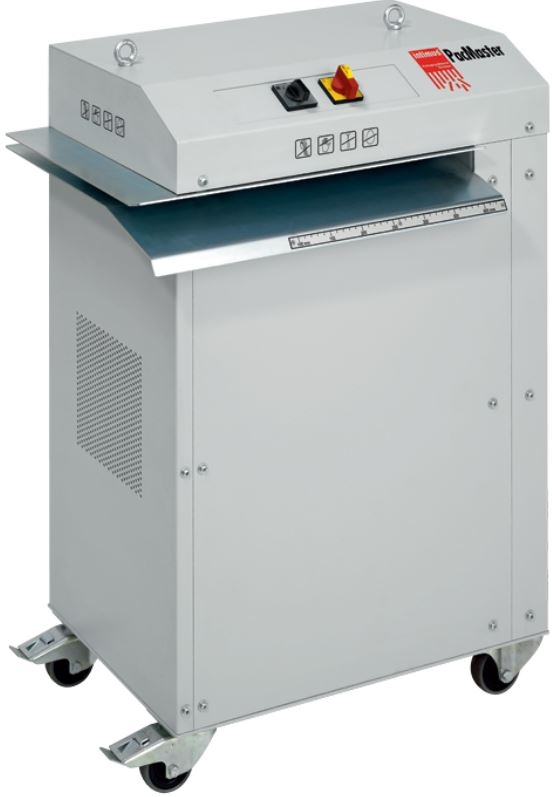high capacity shredder machine