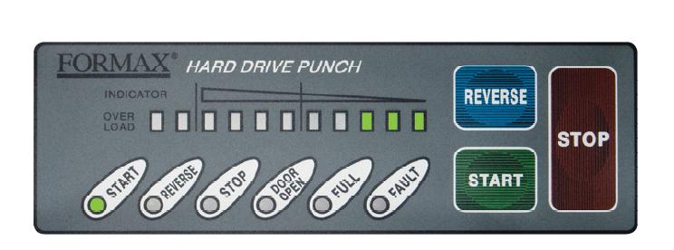 Drop Shipped!! FORMAX FD 87HD Hard Drive Punch