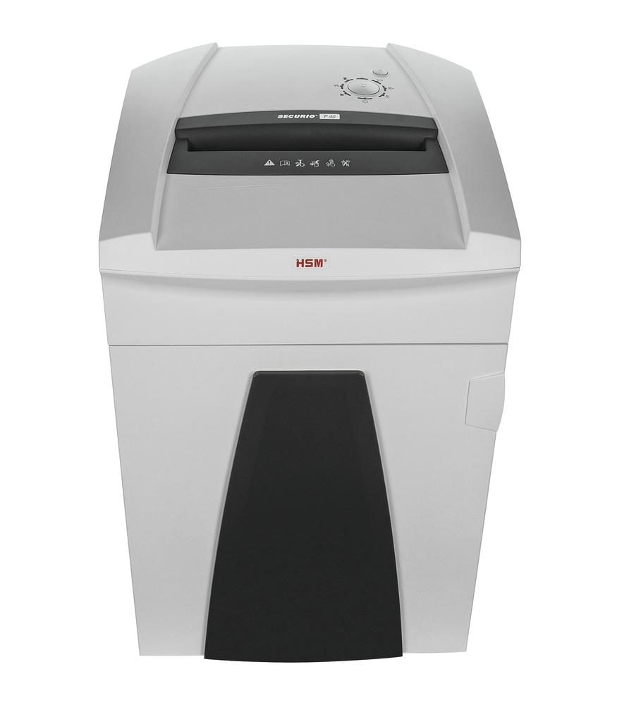 hsm paper shredder