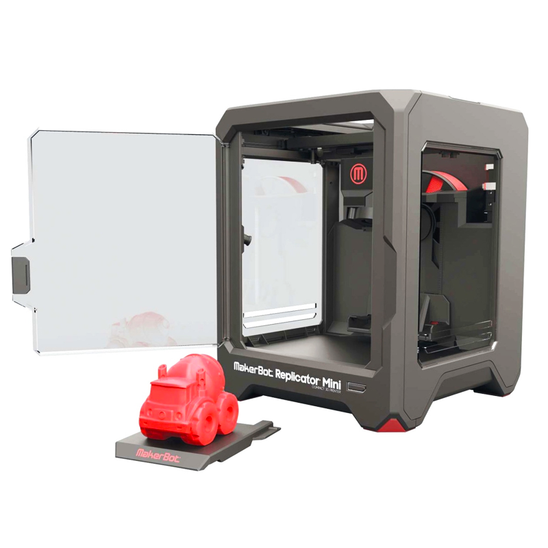 Makerbot Replicator Mini Compact 3d Printer Abe Online