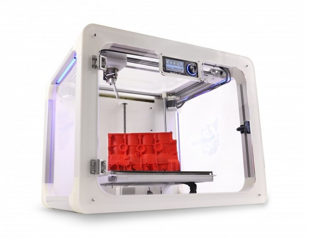 Image 3D printers will change your life.