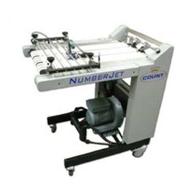 paper numbering machine