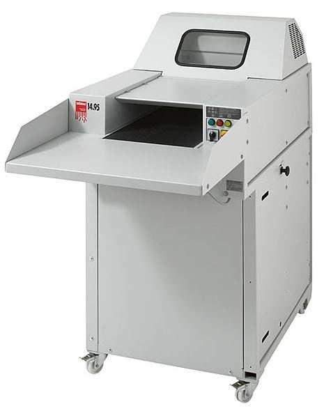 Image What is considered a Commercial Shredder?