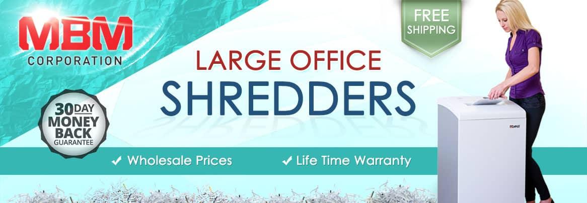 MBM Shredders