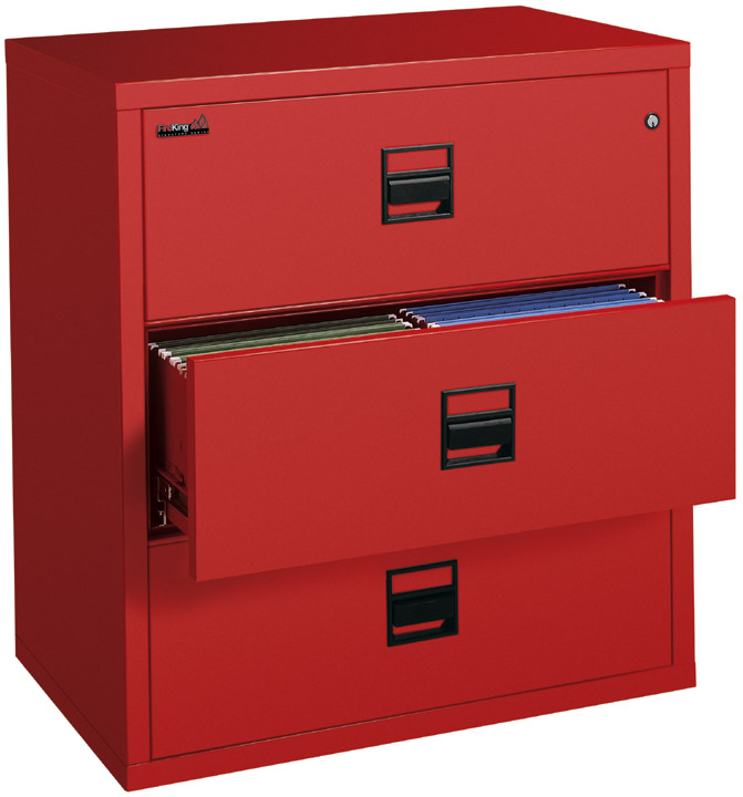 Fireking Signature Series 3 Drawer Lateral 44 Quot Wide File