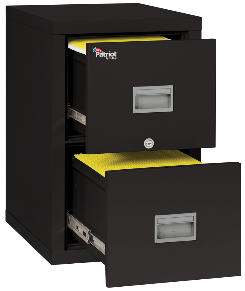 Fireproof Fireking Patriot 2 Drawer 25 Quot Depth Vertical