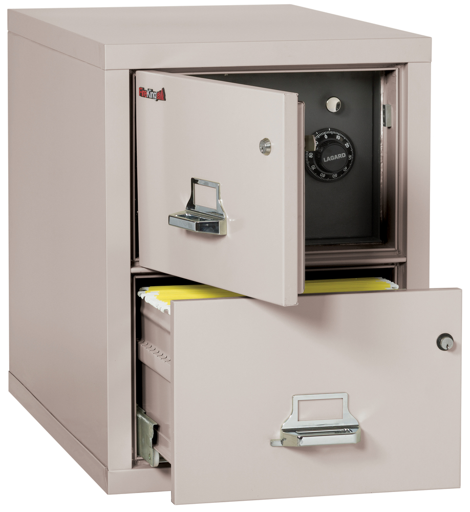 Buy Fireproof Fireking 2 Drawer Legal Safe In A File