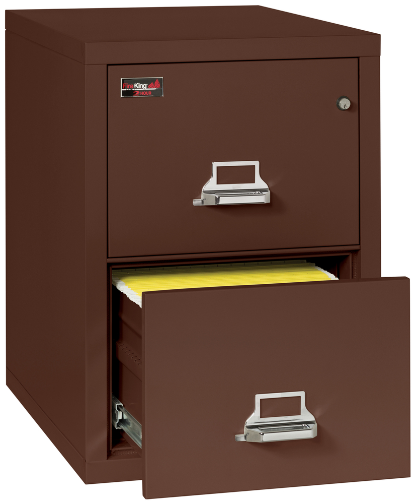 Buy Fireproof Fireking 2 Hour Rated 2 Drawer Letter File