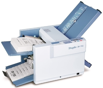 Image DUPLO DF-755 Paper Folder and Letter Folder