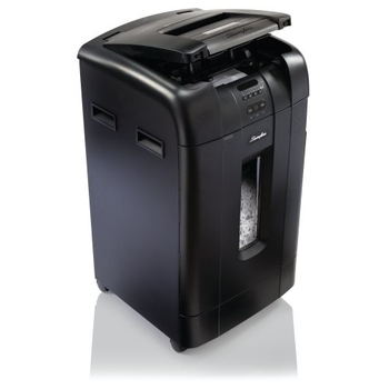 Swingline Stack-and-Shred 500X Auto Feed Shredder, 500 Sheets