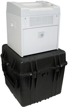 Dahle 20434DS High Security Level P-7 Deployable Shredder