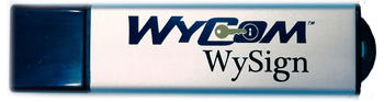 WySign Check Signing Software