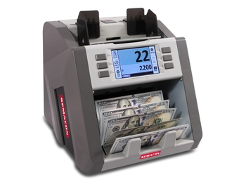 Image Semacon S-2200 Single Pocket Currency Discriminator