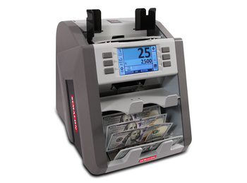 Image Semacon S-2500 Dual Pocket Currency Discriminator