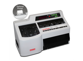 Image Semacon S-530 Coin Sorter and Value Counter