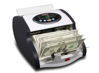 Semacon S-1025 UV/MG CF Mini Small Office Currency Counting machine
