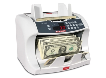 Semacon S-1200 Commercial Currency Counter.