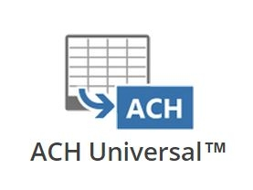 Image Treasury Software ACH Universal Standard Monthly License