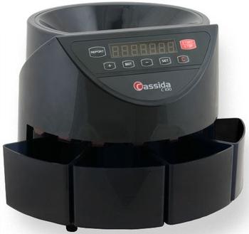 Cassida C100 Coin counter