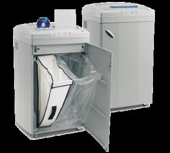 Kobra 400 Combi Multi media and paper shredder