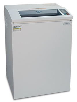 Formax 8502 Cross Cut paper shredder