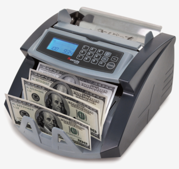 Image Cassida 5520 Series Currency Counter w / ValuCount