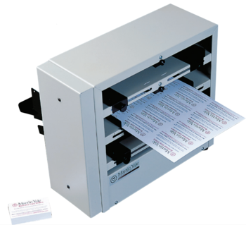 Image BCS412 Desktop Slitter/Score Machine