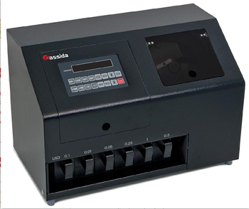 Image Cassida C900 Coin Counter / Sorter