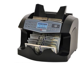 Image Cassida Advantec 75 Currency Counter