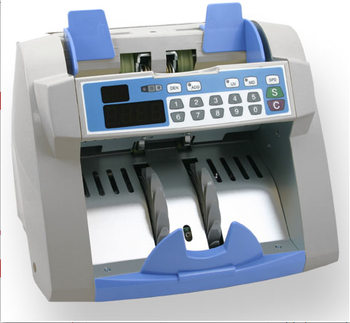 Image Cassida 85 heavy duty currency counter