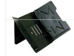 Master Standard Steel Desktop Catalog Racks 18