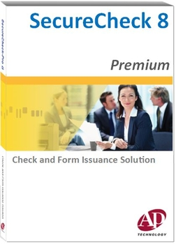 Image Secure Check 8 Premium Check Signing & Payment System