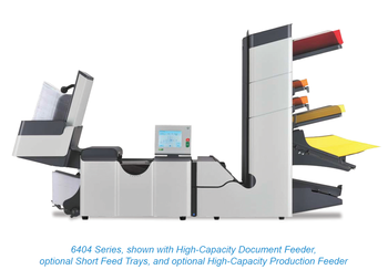 Image Formax FD6404 Standard Series Inserting & Folding
