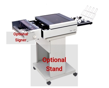 Image DUPLO Model V-350 Forms Burster, Document Burster and Stand