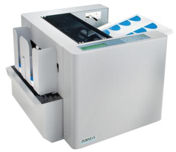 Formax FD120 Card Cutter