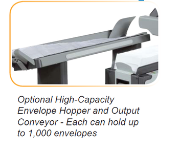 Image Formax FD6606-30 High Capacity Envelope Hopper