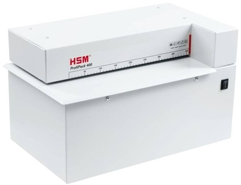 Image HSM 400 Cardboard Shredder / Packing Material Machine