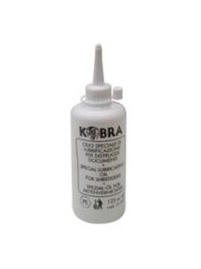 Image Kobra SO-1032 Kobra Shredder Oil (7 oz bottle)
