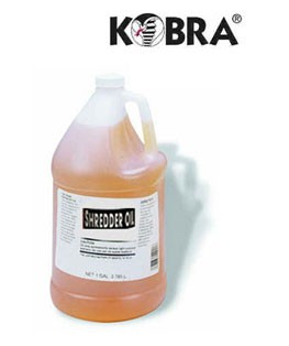 Kobra SO-2032 Kobra Shredder Oil (1 Gal)