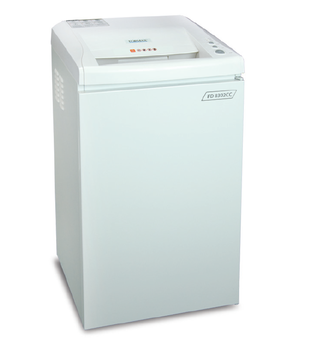 Formax FD8302CC Deskside Cross-Cut Paper Shredder