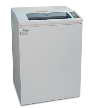 Formax FD8500HS Office Level 6 Cross-Cut Shredder