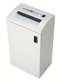 HSM 108.2 cc Cross Cut paper shredder