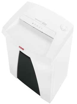HSM Securio B22 Cross Cut Paper Shredder P4