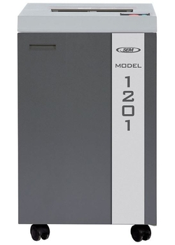 SEM 1201CC High Security NSA / CSS Certified Paper Shredder