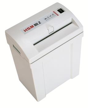 HSM Classic 80.2 Cross Cut paper shredder