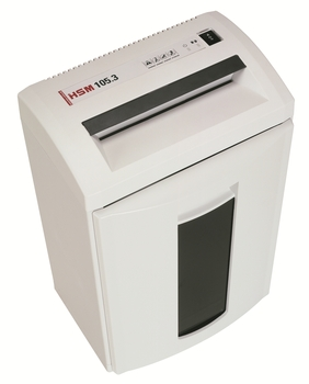 HSM 105.3 Cross Cut Midsize Office Paper Shredder