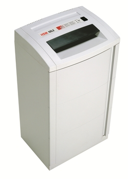 HSM 125.2 Cross Cut paper shredder
