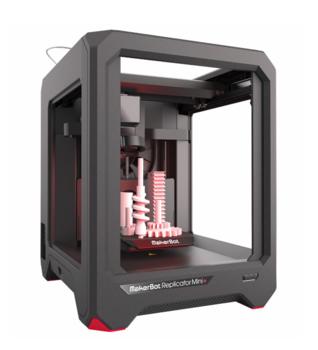Image MakerBot Mini+ 3D Desktop Printer
