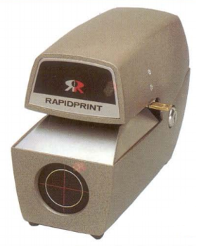 Rapidprint Time and Date Stamp AR-E