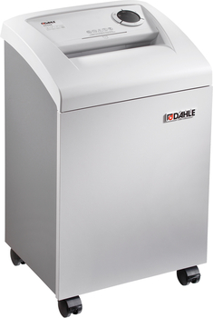 Dahle 41214 Cross Cut Paper Shredder